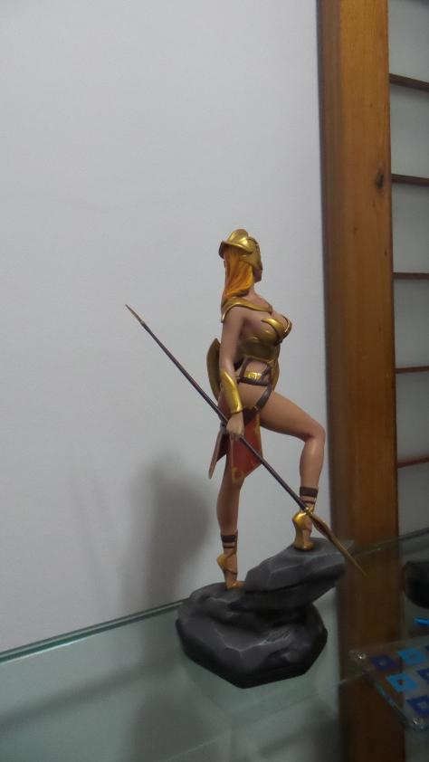 atena deusa grega